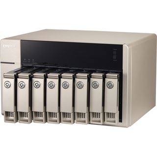 QNAP Turbo Station TVS-863+-16G ohne Festplatten