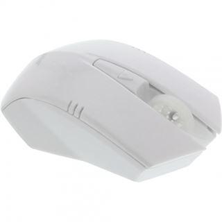InLine 55361W USB weiß (kabellos)