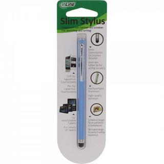 InLine Stylus, Stift für Touchscreens von Smartphone und Tablet,