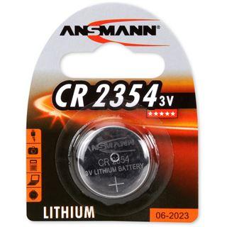 ANSMANN CR2354 Lithium Knopfzellen Batterie 3.0 V 1er Pack