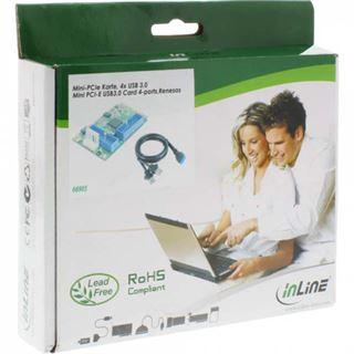 InLine 66905 2 Port miniPCIe retail
