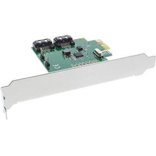 InLine 76696C 2 Port PCIe 2.0 x1 retail