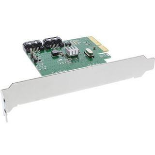 InLine 76696D 2 Port PCIe 2.0 x2 Low Profile retail