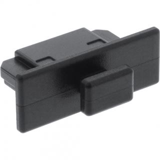 InLine 4er pack Staubschutz für eSATA (59948K)