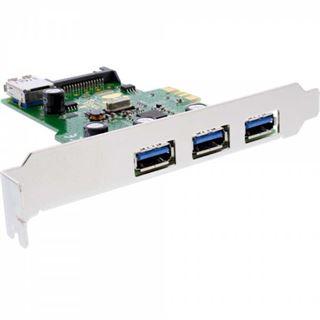 InLine 76662A 4 Port PCIe retail