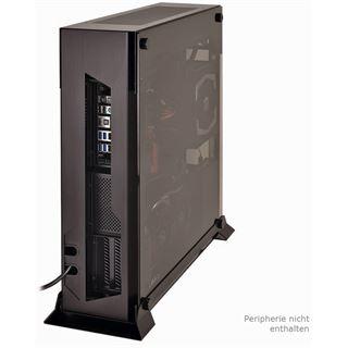 Lian Li PC-O6S mit Sichtfenster Mini-ITX ohne Netzteil schwarz