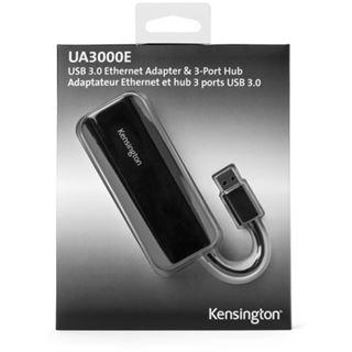 Kensington UA3000E USB 3.0 Ethernet Adapter