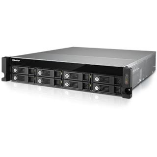 QNAP Turbo Station TVS-RP-i3-4G ohne Festplatten
