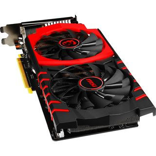 4GB MSI GeForce GTX 960 Gaming 4G Aktiv PCIe 3.0 x16 (Retail)