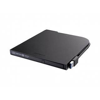 Buffalo Ultra-Slim MediaStation Blu-ray Combo USB 2.0 extern schwarz